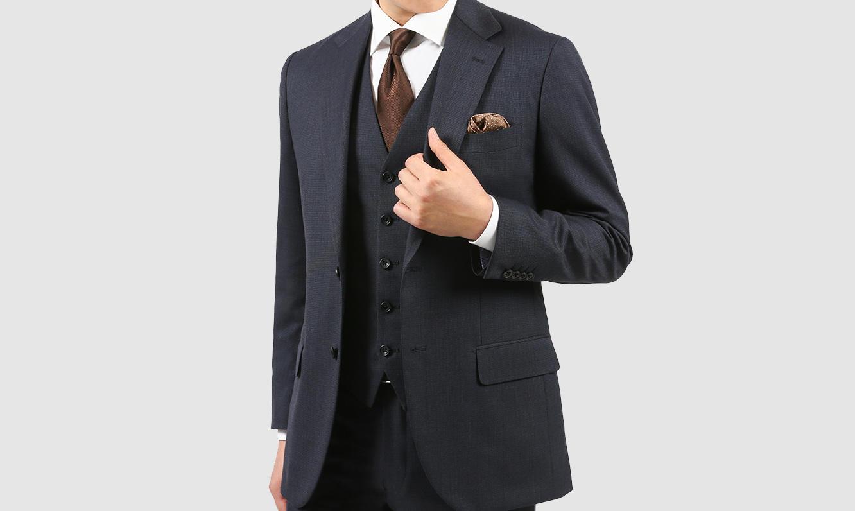 スーツのボタン、正しい留め方を知っていますか?