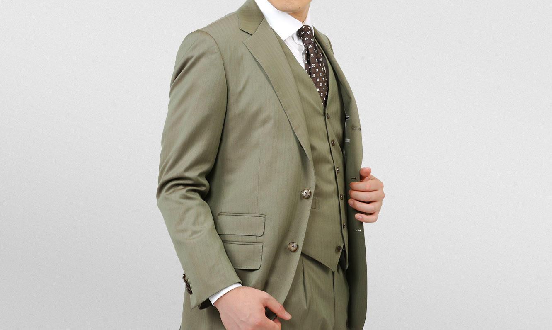スーツのポケットの正しい使い方を知っていますか?
