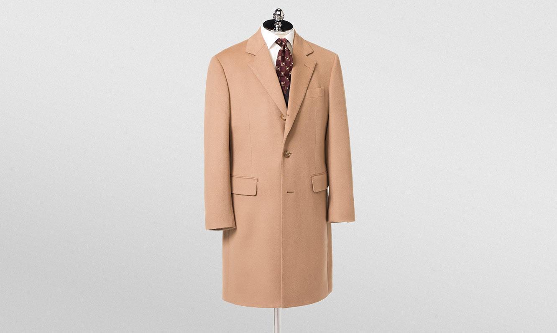 フォーマル&ビジネスに使える、最上級のコートとは?