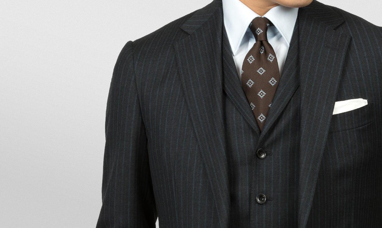 スリーピースがビジネススーツに最適な理由