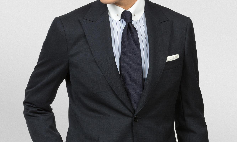 スーツをおしゃれに着こなす5つの小技(小物)を解説!