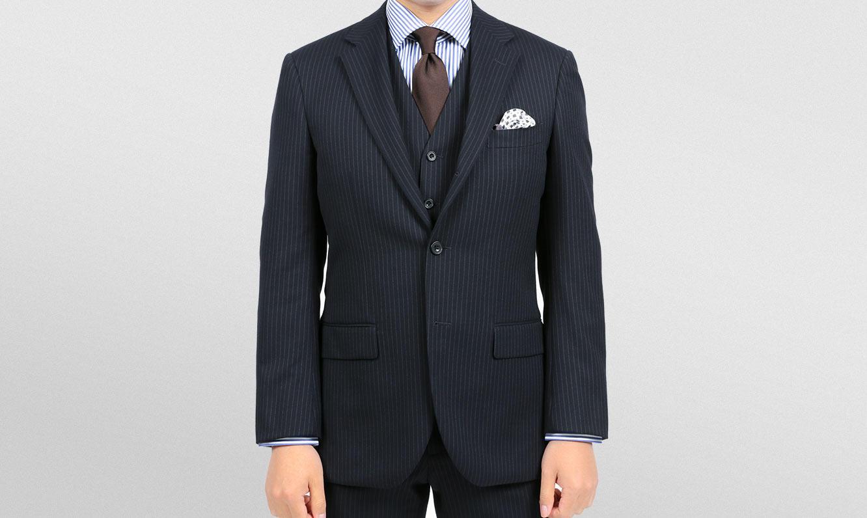 スーツをお洒落に着こなすための近道