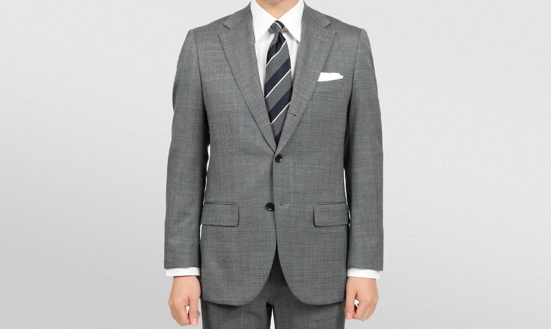 自分に似合う、スーツの色と柄の見つけ方