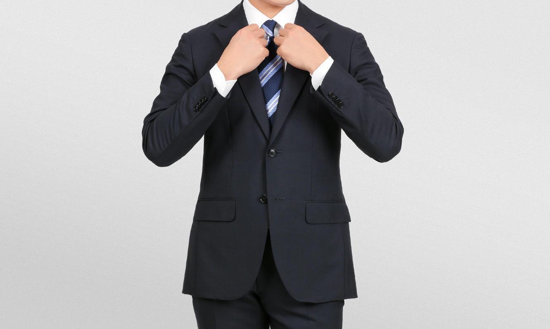 似合わ ない スーツ