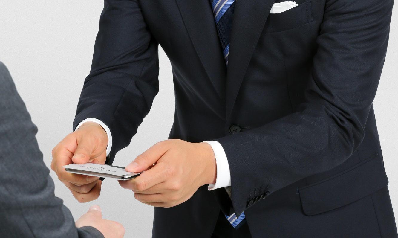 新入社員こそスーツをオーダーするべき理由
