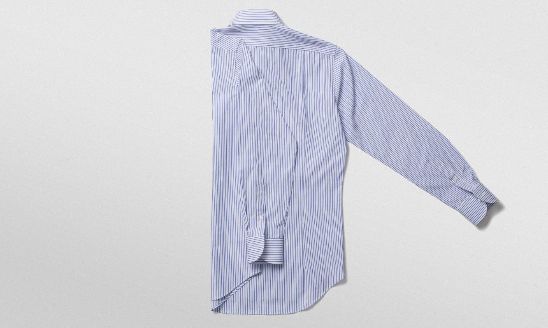 シャツの正しい畳み方と収納法とは
