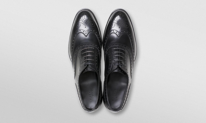 正装・フォーマルスーツに合った革靴の選び方