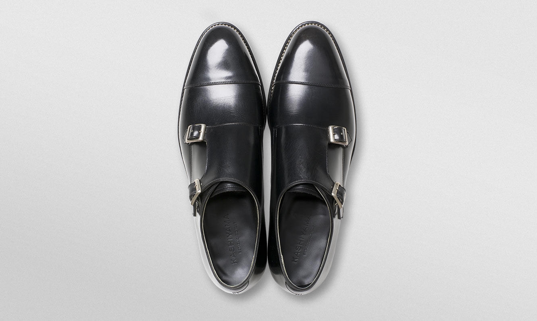 正装としてのスーツに履くべき革靴は3種類