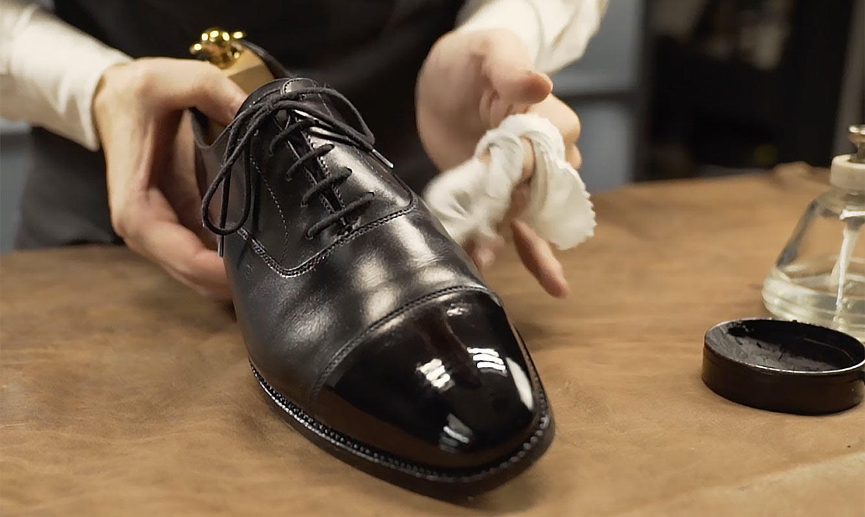 基本と応用、正しい革靴の手入れの仕方と磨き方