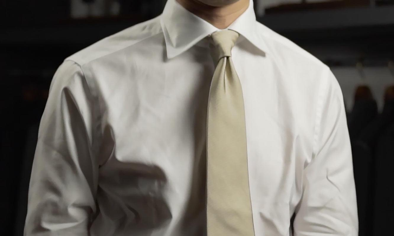 覚えておきたいネクタイの結び方3種