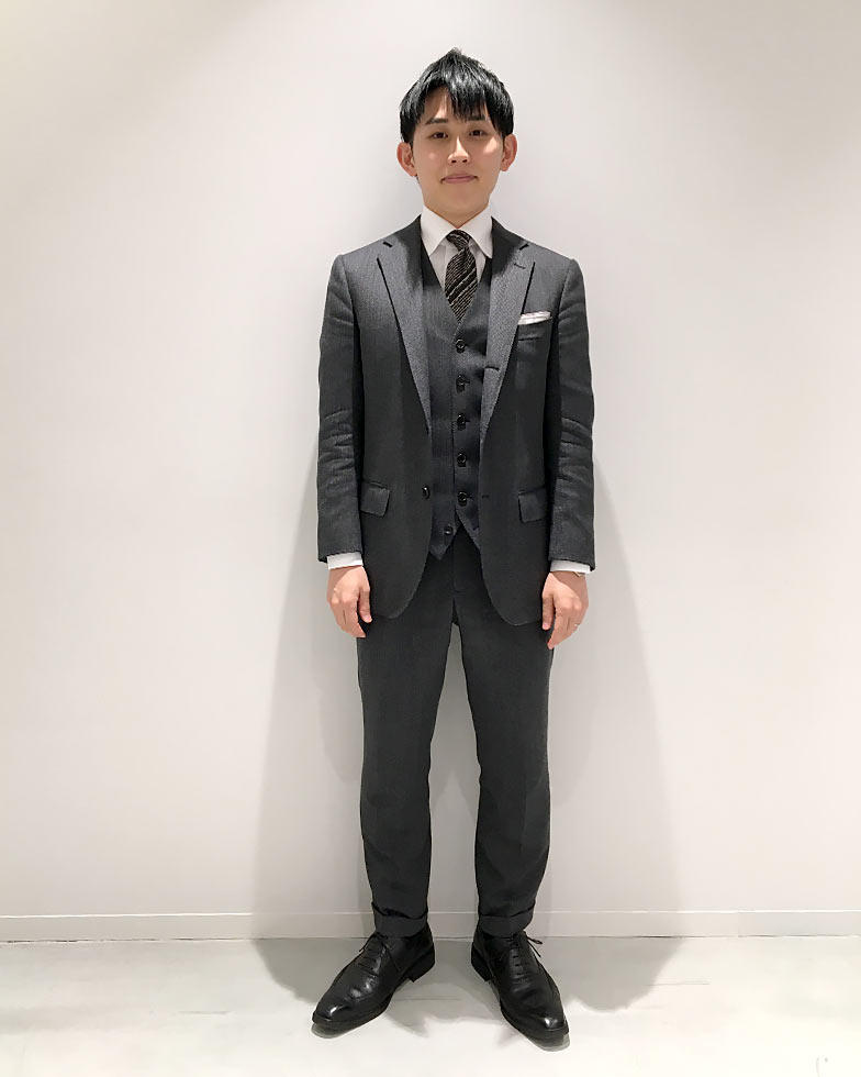 銀座6丁目店 小林大悟