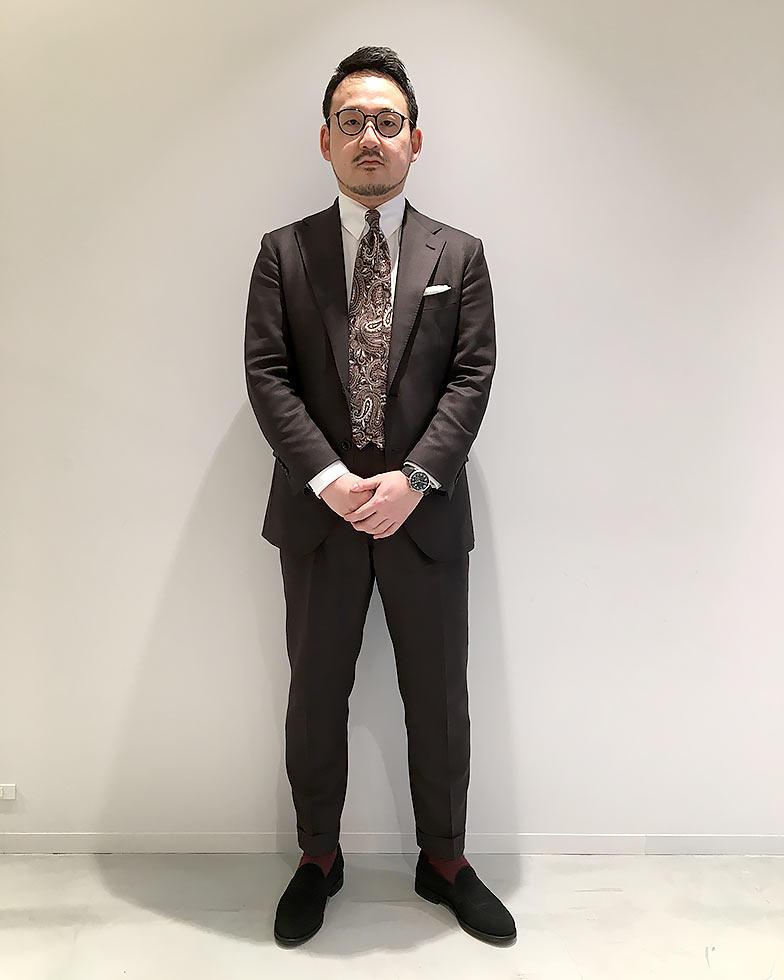 銀座6丁目店 奥隼人