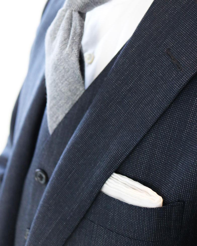 オーダースーツ, ネイビースーツ, ビジネススーツ, コーディネート